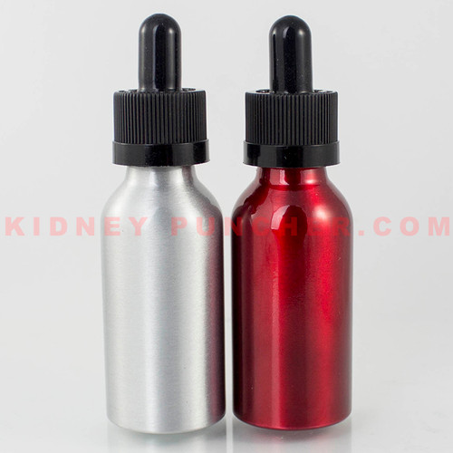 Aluminum 30ml Bottle