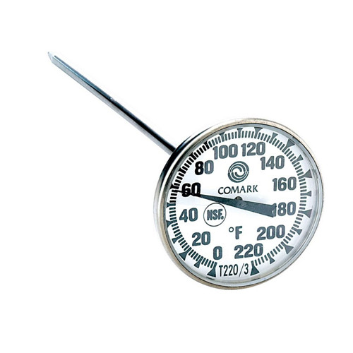 Pocket Calibrated Dial Thermometer