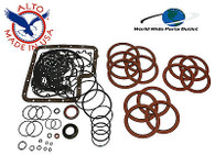 Ford C6 Rebuild Kit High Performance LS Kit Stage 1 Alto Red 1967-1976