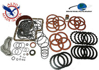 Ford C6 Rebuild Kit High Performance Master Kit Stage 2 Alto Red 1976-1996