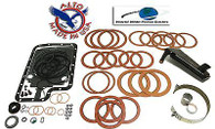 Ford E4OD Transmission Rebuild Kit LS 4X4 High Performance Stage 3 1989-1995