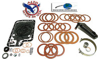 Ford E4OD Transmission Rebuild Kit LS 2X4 High Performance Stage 3 1989-1995
