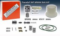 Ford, Lincoln, Mercury 5R55W,5R55S,5R55N Transmission Shift Kit Transgo 99-07