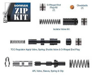 Ford, Lincoln, Mercury 6F50, 6F55 Sonnax Zip Kit No special tools needed