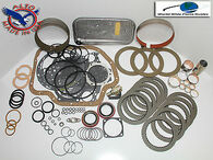 TH400 3L80 Turbo 400 Heavy Duty Transmission Less Steel Kit Stage 4
