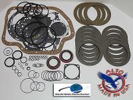TH400 3L80 Turbo 400 Heavy Duty Transmission Less Steel Kit Stage 1