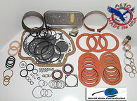 TH400 3L80 Turbo 400 Performance Transmission Less Steel Kit Stage 4