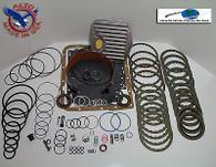 TH700R4 4L60 Rebuild Kit Heavy Duty HEG LS Kit Stage 3 1985-1987