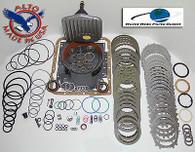 TH700R4 4L60 Rebuild Kit Heavy Duty HEG Master Kit Stage 4 1982-1984