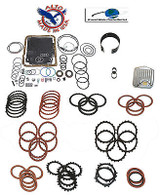 TH700R4 High Performance Rebuild Kit Red Eagle & Kolene Stage 3 1982-1984 700-R4