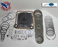TH700R4 Rebuild Kit Heavy Duty HEG LS Kit Stage 2 w/3-4 Power Pack 1987-1993