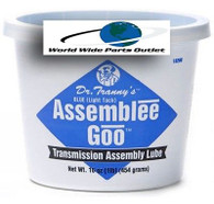 Transmission Assembly Lube Blue Goo LubeGard / Dr. Tranny Assembly Grease Blue