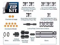 Toyota, Lexus A340E, A340F Valve Body Rebuild Kit Sonnax Zip Kit