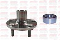 1998-2002 Honda Accord Front  Wheel Hub & Bearing Assembly