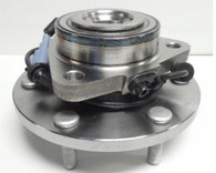 Front Wheel Bearing Hub Assembly Fits 2008-12 Nissan Titan & Armada