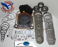 4L60E HD Rebuild Kit Mastert Kit Stage 3 w/3-4 PowerPack 1997-2000 Turb Steels