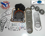 4L60E Rebuild Kit Heavy Duty HEG LS Kit Stage 4 w/3-4 PowerPack 1997-2003