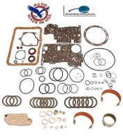 4R44E/4R55E/5R44E/5R55E Rebuild Kit Heavy Duty Banner Kit Stage 4 1997-UP 2x4