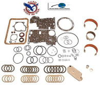 4R44E/4R55E/5R44E/5R55E Rebuild Kit Heavy Duty Master Kit Stage 3 1997-UP 2x4