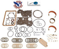 4R44E/4R55E/5R44E/5R55E Rebuild Kit Heavy Duty Master Kit Stage 4 1997-UP 4x4