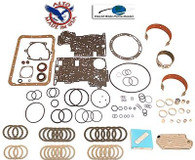 4R44E/4R55E/5R44E/5R55E Rebuild Kit Heavy Duty Master Kit Stage 5 1997-UP 2x4
