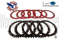 Allison 1000, 2000, 2400 C4 Clutch HP Powerpack Alto Red Eagle & Kolene 1999-05