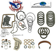 Ford C6 Rebuild Kit Heavy Duty Banner Kit Stage 4 1976-1996