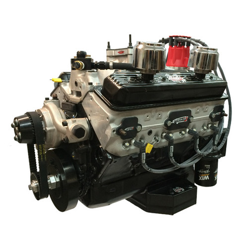 GM 604 by Hendren Racing Engines, Machined to GM Spec, Nesmith Sealed
