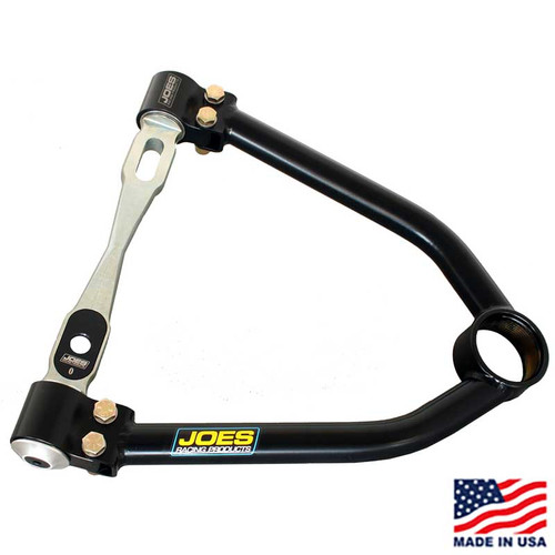 JOES A-Arms - 10 Degree Bearing Style - Steel Shaft