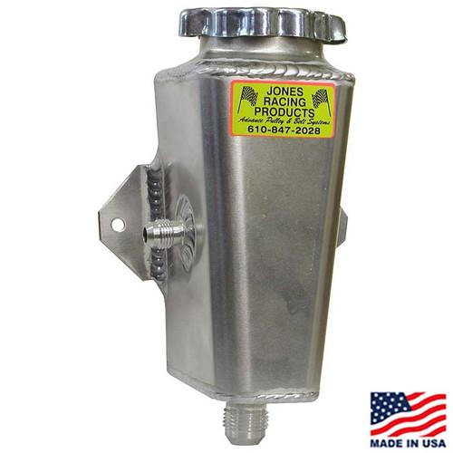 Remote Aluminum Power Steering Reservoir by Jones Racing Products