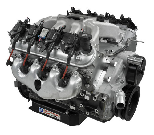 Chevrolet Performance CT525 Circle Track Engine