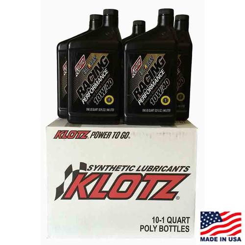 Klotz 10W/40 Estorlin Racing Performance Synthetic Oil (KE-940)