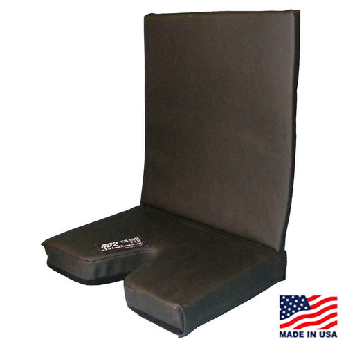 "3"" CRASH PAD with 20"" Shoulder Height Back Pad"