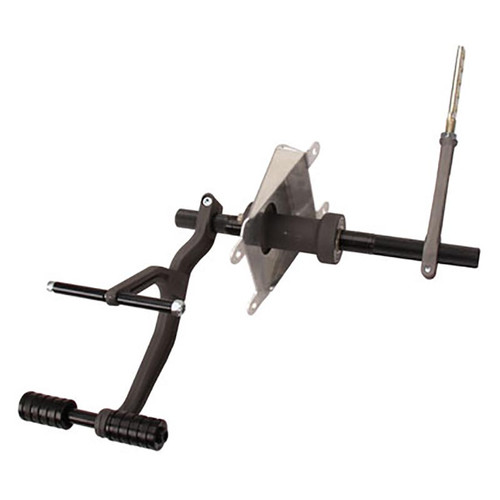 AFCO Aluminum Adjustable Throttle Pedal for 15 Degree Angle