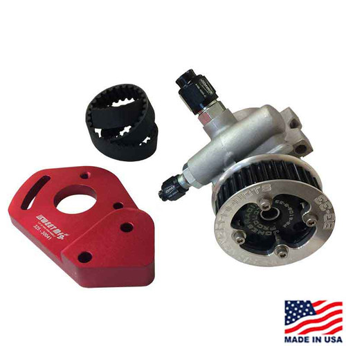 Bell Housing Mounted Power Steering Pump & Drive Kit