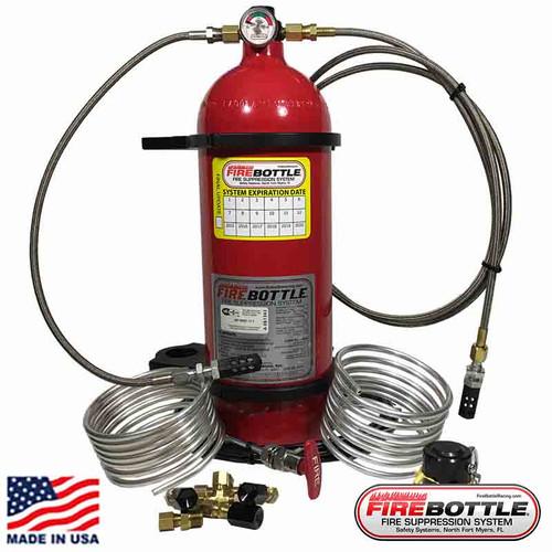 Fire Bottle AMRC-1002 - Lucas Oil System (AMRC-1002)