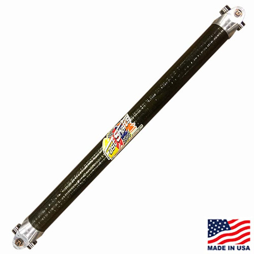 "Fast Shafts 2.75"" Carbon Fiber Drive Shaft for CT525 and Super Late Models"