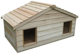How To Build A Big Dog House