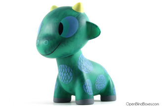 Giraffagon Raffy Ferals Amanda Visell Kidrobot Front