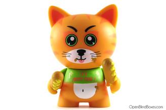 Greedy Tricky Cats Kidrobot Front