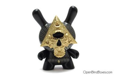 Magician Arcane Divination Dunny Godmachine Kidrobot Front