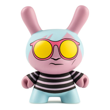 Andy Warhol SDCC 2017 Dunny Kidrobot Exclusive