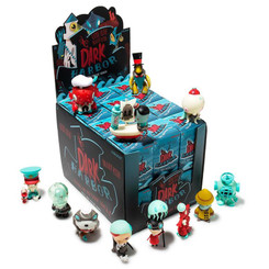 Dark Harbor Blind Box from Brandt Peters and Kathie Olivas x Kidrobot