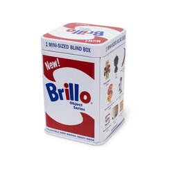 Andy Warhol Brillo Tin Blind Box Series