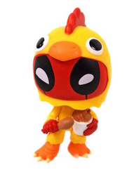 Chicken Suit Deadpool Mystery Mini