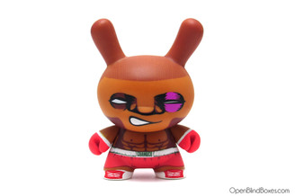 Lusi Mata Chamuco From Tepito Azteca II Dunny Front