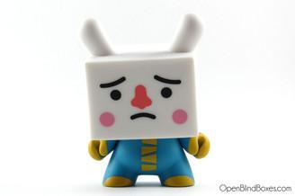 Devilrobots Tofu Blue 2009 Dunny Front