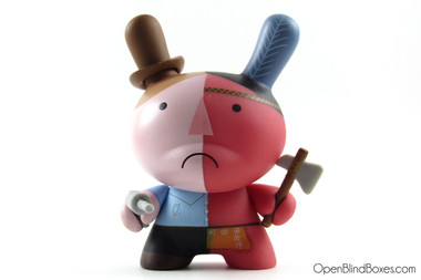 Michelle Valigura Conjoined Enemies 2010 Dunny Front
