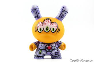 Dirty Donny Series 5 Dunny Kidrobot Front