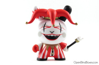 Andrew Bell Jester Mardivale Dunny Front